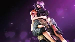 rainbow six siege random moments 44 pure romance grenade