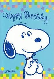 snoopy birthday cards free snoopy birthday card print it now