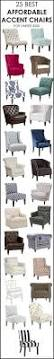 Affordable Accent Chair The Brunette One Finding The Perfect Accent Chair With Volo