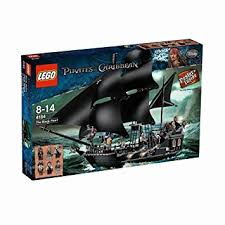 lego of the caribbean 4184 black pearl amazon fr jeux et
