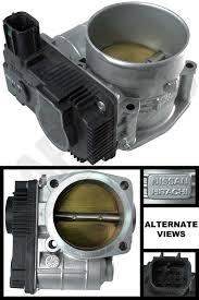nissan altima 2005 valve body amazon com apdty 161198j103 electronic throttle body assembly
