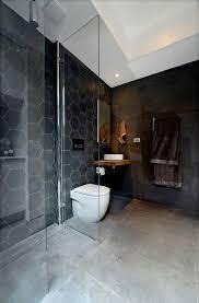 all tile bathroom 39 stylish hexagon tiles ideas for bathrooms digsdigs