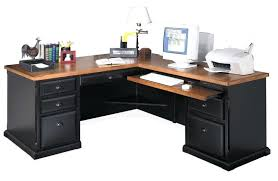 Office Depot Desk L Large L Shaped Desk Bikepool Co