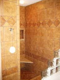 fascinating walk in tiled shower ideas pics decoration inspiration