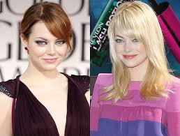 emma stone natural hair red or blonde emma stone tells us her favorite hair color biggest