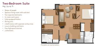 large fully equipped suites at residence inn by marriott kingston