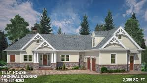 House Plans Craftsman 2017 Trends For Craftsman Floor Plans