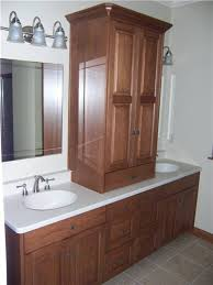 Solid Surface Cabinets Custom Bathroom Cabinets Ds Woods Custom Cabinets Decatur
