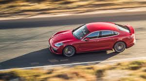 porsche panamera turbo 2017 back porsche panamera turbo 2017 review by car magazine
