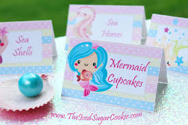 diy birthday blog diy mermaid birthday party free printable