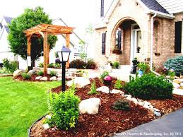Front Landscaping Ideas by Simple Garden Design Ideas For Landscaping Small Gardens
