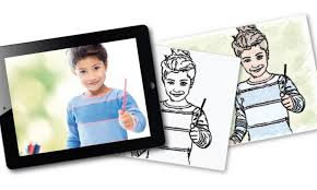 custom coloring pages reallycolor groupon