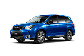 subaru forester red 2018 subaru releases 280ps forester ts in japan only 300 will be made