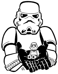 stormtrooper coloring pages getcoloringpages com