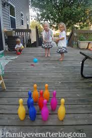 family ever after backyard family olympics