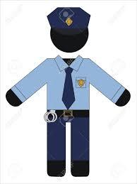 police uniform clipart clipground