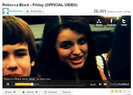friday rebecca black download u0027rebecca black friday watch the missing video u0027