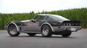 1978 corvette stingray 1978 chevrolet corvette pace car edition t227 indy 2015