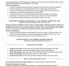sales manager resume template marvelous sle senior executive resume template project manager