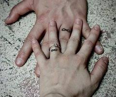 tattoo infinity ring infinity tattoo on ring finger my style pinterest infinity