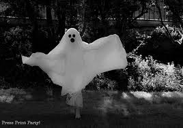 Ghost Costumes Halloween Easy Ghost Costume Tutorial Press Print Party
