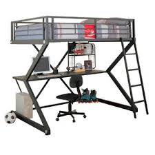 Loft Bed Without Desk Bunk Beds U0026 Loft Beds With Desks Wayfair