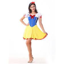 Snow White Halloween Costume Adults Snow White Costume Ebay