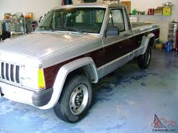 1988 jeep comanche comanche base