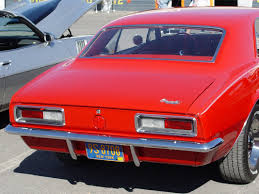 1969 camaro tail lights differences within a generation 67 69 camaro
