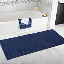 Bathroom Rug Runner Mayshine 27 5x47 Inch Non Slip Bathroom Rug Runner