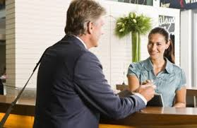 Front Desk Reception How To Be A Front Desk Receptionist Chron
