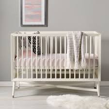 Convertible White Crib Dwellstudio Mid Century 3 In 1 Convertible Crib Reviews