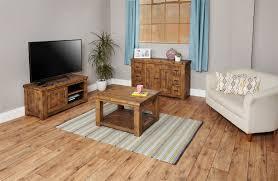 oak coffee table heyford rough sawn from big blu