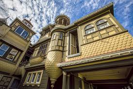 winchester mystery house san jose ca california beaches