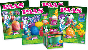 easter egg coloring kits paas egg decorating kit or egg dye color cups only 0 99 at walgreens