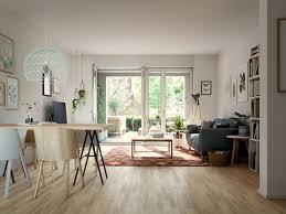 Wohnbeispiele Wohnzimmer Modern 1 Zimmer Eigentumswohnung Im Lebendigen Wohnquartier In Köln