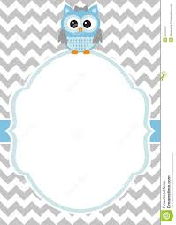 baby shower card templates free