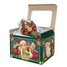 Box Ornament Ornament Hangers Gift Boxes Traditions