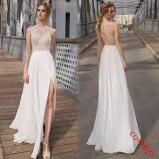 white lace prom dress oasis amor fashion