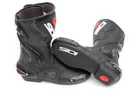 sidi motorcycle boots review sidi cobra air boots