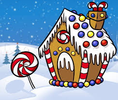 how to draw a gingerbread house step by step christmas stuff