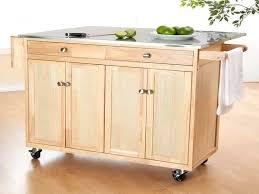 oak kitchen island cart kitchen island cart with stools movable kitchen island wood kitchen