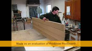 Dining Table Plans Woodworking Free Free Dining Table Plans Furniture Youtube