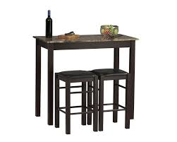 Small Kitchen Sets Furniture Rectangular Table And Stools Small Kitchen Sets Bar For Stool