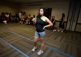 Hit The Floor Runway Walk - student fashion association prepares for upcoming show at golden 1