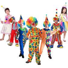 Kids Halloween Clown Costumes Cheap Clown Kids Costume Aliexpress Alibaba Group