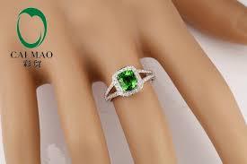 2 carat cushion cut diamond beautiful 2 carat cushion cut emerald and diamond halo engagement