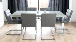 gray dining table and chairs dining tables grey dining table and