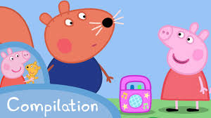 peppa pig episodes peppa plays with friends cartoons for