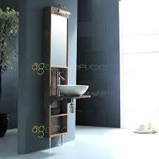 Narrow Bathroom Cabinet by Narrow Bathroom Cabinet With Mirror Www Islandbjj Us